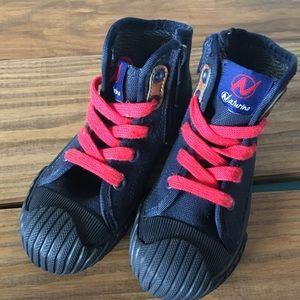 Naturino All Star Sneakers - 8-1/2 (26)